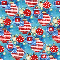 Lanterns and Flags: Star Spangled Summer